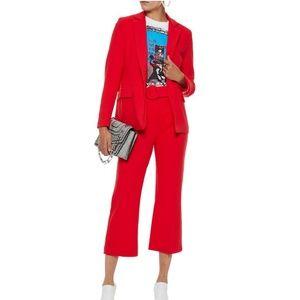 Walter Baker Red Milton Suit